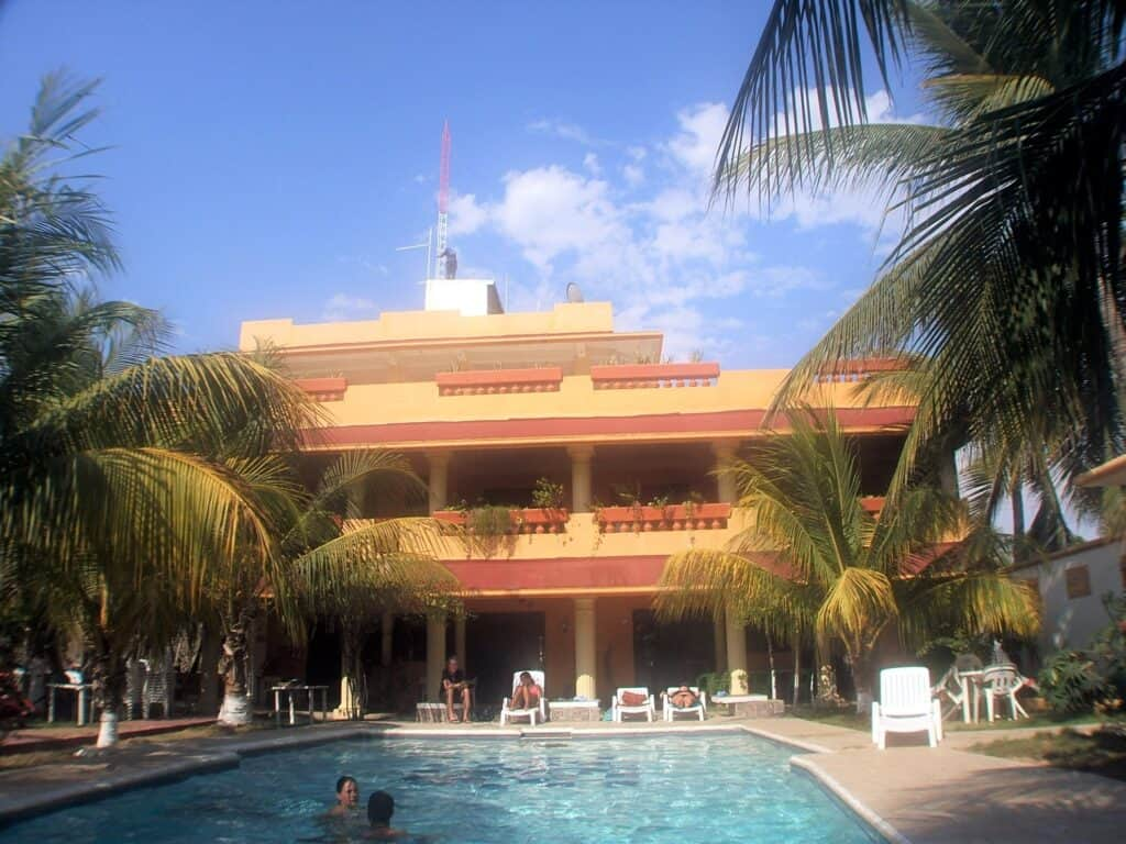 PlayaLindaHotelTapachula.com Playa Beach